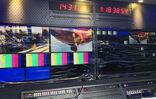 OB Van of Hunan TV Station